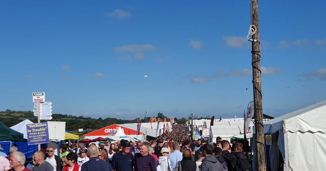 National Ploughing Championships – Day One