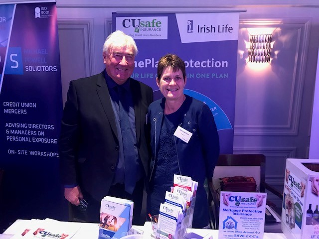 Credit Union Managers Association conference 2019