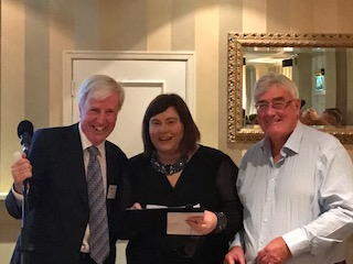 We had a great time at the CUMA conference on the 10th September. Pictured are the winners of our CUsafe competition, Lisa Stapleton CEO of CUMA and Des Morrissey Chairman of CUMA with John Hamilton from CUsafe.